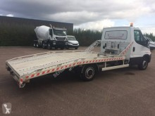 Iveco Daily 35S13P used flatbed van