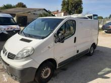 Carrinha comercial frigorífica Renault Trafic 2,0L DCI 115 CV
