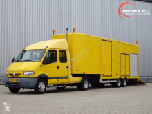 Pronto socorro Renault Mascott 150-35 T BE combi - 2 assige Kuiper oplegger - Double Cabin