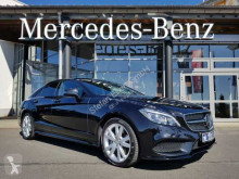 Furgoneta coche coupé descapotable Mercedes CLS 350d AMG+NIGHT+4M+9G+DISTR+360°+ COMAND+LED+