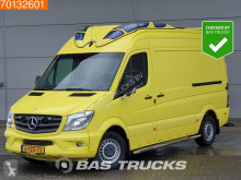 Veículo utilitário ambulância Mercedes Sprinter 319 CDI V6 Fully equipped Dutch Ambulance Brancard A/C Cruise control