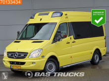 Ambulance Mercedes Sprinter 319 CDI V6 190PK Fully equipped Dutch Ambulance Brancard Rettungswagen L2H2 A/C Cruise control