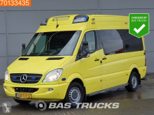 Mercedes Sprinter 319 CDI V6 190PK Fully equipped Dutch Ambulance Brancard Rettungswagen L2H2 A/C Cruise control ambulance occasion