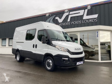 Iveco Daily 35C14V12 FOURGON 12M3 7 PLACES used cargo van