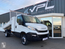 Iveco Daily CCB 35C14 BENNE COFFRE pick-up varevogn brugt