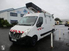 Renault Master Traction 125.35 used platform commercial vehicle