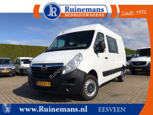 Opel Movano 2.3 CDTI / L2H2 / 1e EIG. / DUBBEL CABINE / TREKHAAK / AIRCO / 2.500 KG AHG / DUBBELE CABINE used cargo van