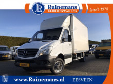 Mercedes Sprinter 514 CDI 143 PK / EURO 6 / BAKWAGEN / HYDR LAADKLEP / BIJRIJDERSBANK / MEUBELBAK / AIRCO / CRUISE fourgon utilitaire occasion