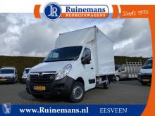 Opel cargo van Movano 2.3 CDTI / BAKWAGEN / 1e EIG. / 2.32 HOOG / AIRCO / CRUISE / HYDR. LAADKLEP / ZIJDEUR / MEUBELBAK / 3 ZITS