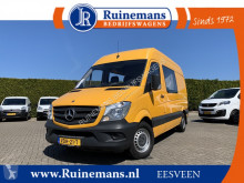 Mercedes Sprinter 313 CDI 130 PK / L2H2 / EURO 6 / DUBBEL CABINE / 3.500 KG AHG / AIRCO / TREKHAAK / 6 PERS. DUBBELE CABINE fourgon utilitaire occasion