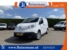 Ticari van Nissan NV200 Business / 100% Elektrisch / 24.588 Km / Keyless / Camera / Navi / Airco / Cruise / Stuurverwarming