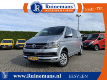 Fourgon utilitaire Volkswagen Transporter 2.0 TDI 141 PK / L2H1 / DUBBEL CABINE / 1e EIG. / TREKHAAK / NAVI / AIRCO / CRUISE / DAB RADIO / LEER / DUBBELE CABINE