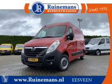 Opel Movano 2.3 CDTI 126 PK / L2H2 / WERKPLAATS INRICHTING / 1e EIGENAAR / NAVI / AIRCO (ECC) / CRUISE fourgon utilitaire occasion