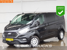 Ford Transit 2.0 TDCI Start-stop Naci Cruise Airco Camera Automaat LIMITED L2H1 4m3 A/C Double cabin Towbar Cruise control fourgon utilitaire occasion