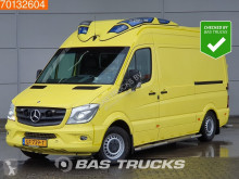 Mercedes Sprinter 319 CDI V6 Fully equipped Dutch Ambulance Brancard L2H2 A/C Cruise control ambulância usado