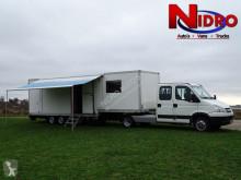 Kurtarıcı Iveco 40C 170 pk RENNSPORT CAMPER 6 BEDS MOTOR KART CYCLE SPORT *Gereserveerd*
