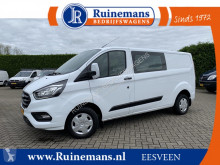 Ford Transit 10x OP VOORRAAD / 2.0 TDCI / EURO 6 / L2H1 / DUBBEL CABINE / TREND UITV / TREKHAAK / LED DAGRIJVERL. / 2.750 KG AHG / AIRCO / CR fourgon utilitaire occasion