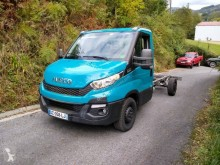 Iveco Daily Hi-Matic 35.170 tweedehands cabine chassis
