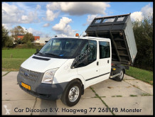 Ford Transit 2.2TDCI 101pk EURO 5, 3 zijdige kipper, hoge schotten, 6 persoons, milieuzones utilitaire châssis cabine occasion
