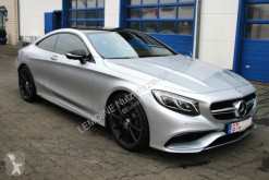 Mercedes S-Coupe S 500 4-Matic AMG Umbau designo VOLL S63 voiture coupé cabriolet occasion