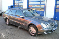 Furgoneta coche berlina Mercedes E220 T Kombi CDI 211K Klima Navi EU4