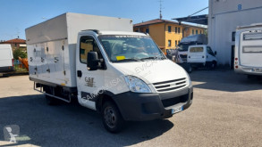Iveco Daily 35C12 used insulated refrigerated van