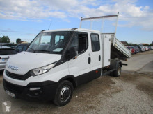 Iveco Daily CCb 35C14 D 6 Pl - Benne + coffre - 24 900 HT ribaltabile standard usato