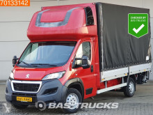 Peugeot Boxer 2.0 Blue HDI 163PS Pritsche Plane LBW Laadklep 20m3 A/C utilitaire savoyarde occasion