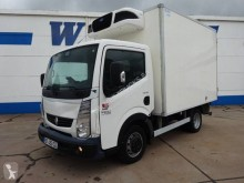 Renault Maxity 140.35 used negative trailer body refrigerated van