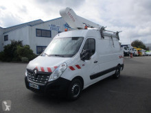 Renault platform commercial vehicle Master Traction