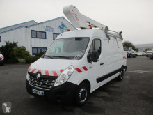 Renault Master Traction 135.35 nyttfordon korg begagnad