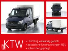 Mercedes Sprinter 213CDI DOKA,Klima,3665mm Radstand használt platóoldalak haszongépjármű plató