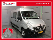 Fourgon utilitaire Renault Master T35 2.3 dCi 126 pk L2H2 DC Dubbel Cabine Navi/Cruise/PDC/Airco