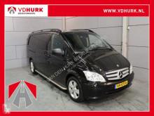 Mercedes Vito 122 CDI V6 225 pk Aut. Marge Auto L3 DC Dubbel Cabine 2xSchuifdeur/Leder/Xenon/Clima fourgon utilitaire occasion