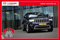 Jeep Grand Cherokee 3.0 V6 250 pk Aut. CRD Grijs kenteken VAN Luchtvering/Pano/ACC/Elek.klep használt haszongépjármű furgon
