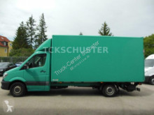 Furgoneta Mercedes Sprinter 316CDI Aut.KOFFER JUNGE 4,3m.LBW LUFT furgoneta furgón usada