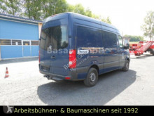 Volkswagen VW Crafter Lkw geschl. Kasten 2EKE2 használt haszongépjármű furgon