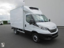 Iveco Daily 35C14 used positive trailer body refrigerated van