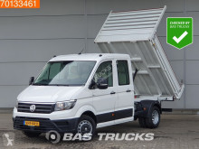Dostawcza wywrotka Volkswagen Crafter 2.0 TDI 180PK Kipper 3500kg trekhaak Dubbel Cabine Airco A/C Double cabin Towbar Cruise control