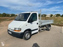 Renault Master T 35 utilitaire benne standard occasion