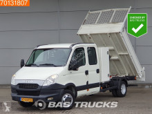Iveco Daily 35C13 Kipper Dubbel Cabine 3500kg trekhaak Camera Airco A/C Double cabin Towbar Cruise control utilitaire benne occasion