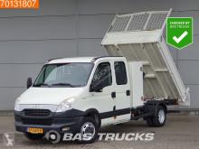 Furgoneta furgoneta volquete Iveco Daily 35C13 Kipper Dubbel Cabine 3500kg trekhaak Camera Airco A/C Double cabin Towbar Cruise control