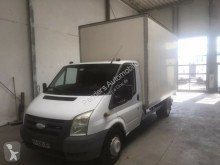 Ford Koffer Transit Pritsche FT 350 EL Zwil.Bereifun*LBW