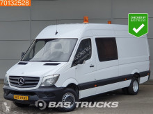 Mercedes Sprinter 519 CDI V6 Automaat DC Doka Airco Trekhaak 11m3 A/C Double cabin Towbar fourgon utilitaire occasion