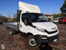Düz platformlu kamyonet tenteler Iveco Daily 35C14