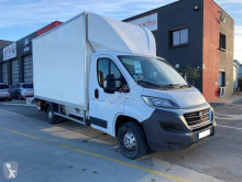 Fiat Ducato 130 MJT used large volume box van