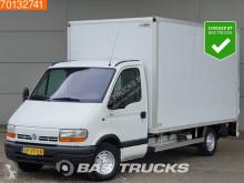 Renault Master T35 2.5 D Bakwagen Laadklep Koffer LBW carrinha comercial caixa grande volume usado