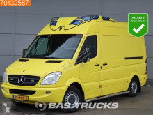 Furgoneta ambulancia Mercedes Sprinter 319 CDI V6 Fully equipped Dutch Ambulance Brancard L2H2 A/C Cruise control