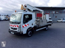Renault telescopic articulated platform commercial vehicle Maxity 120 DXI