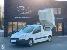 Utilitaire benne Peugeot Partner